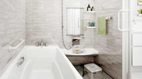 浴室リフォーム後のサンプル写真